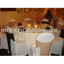 Polyester chair covers,hotel/banquet chair covers