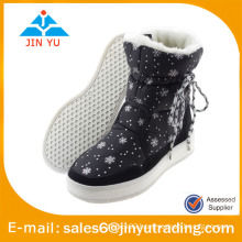 kid warm wool boots cold-proof boots