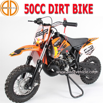 Bode New Gas Water-Cooled 49cc 50cc Mini Kids Child Pit Bike Dirt Bike for Sale Cheap Similar K-T-M