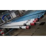6 1/2'' downhole motor with 4 1/2reg thread