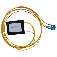 Piogoods hohe Qualität niedriger Preis 1: 2 optische Faser PLC Splitter