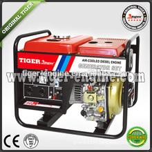 TIGER 2.0KW/TD170F TDG2000A Electrical Equipment Diesel Generators