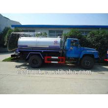 Dongfeng camión fecal, 6cbm fecal camión de succión