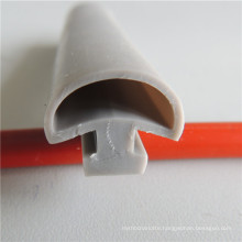 Custom Heat Resistant Silicone Rubber Profile