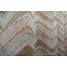 Tissu teint en jacquard de haute qualité
