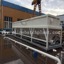 Horizontal Cement Bins for Concrete Batch Plant