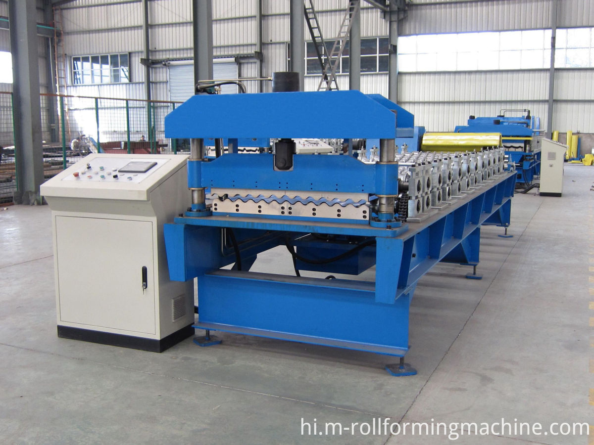 metal rolling machines