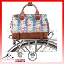 bolsa de bicicleta, bolsa de bicicleta, bolsa de lona para mujeres-HCT0047