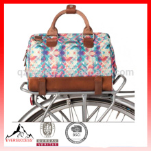 bicycle trunk bag,bicycle carrier bag,women duffel bag-HCT0047