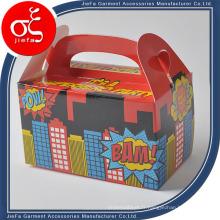 Boîte à emballer adaptée aux besoins du client de nourriture et boîte à emballer de gâteau