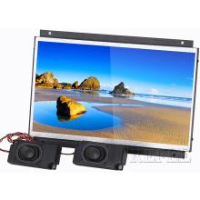 Frameless display 10.1 lcd HD USB media player