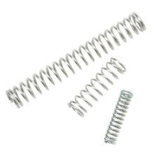 Zinc-Plated Steel Compression Spring