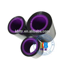 Máquina de envasado de bolsas OPP cinta de impresora compatible con Markem negra para smartdate x40 x60