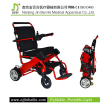 Lithium Battery Powered Wheelchair Manufactory
