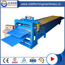 Automatic Double Layer Roll Forming Machinery
