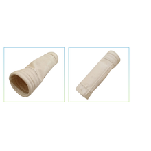 Өнеркәсіптік PPS Non-Woven Chimmers Air Filter Bag