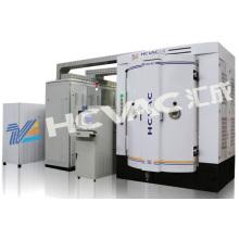 Bracelet de montre / bande / cas machine de placage à l'ion or / système de revêtement pulvérisation cathodique magnétron