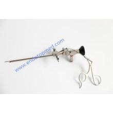 30deg 2.7X175mm Tierarzt Rhinoskop mit Operating Sheath und Biopsiezange