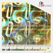 YXCP--260 hot sale hologram working shim for label sticker