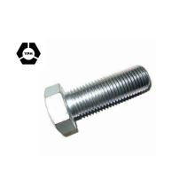 Стандартный размер высокое качество оцинкованный Болт горячеоцинкованный болт с шестигранной головкой DIN933