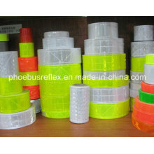 Reflektierendes PVC-Band, Gewebeband, Safey-Weste-Band