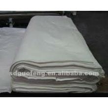 Algodão spandex slub tecido, sarja tecer tecido pesado com slub para calças e calças, 97 algodão 3 tecido sarja spandex
