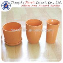 Modernos baratos flores potes plantadores maceta / Italian Flower Pots bulbos herramienta de jardín / flor china precio de la maca Buena