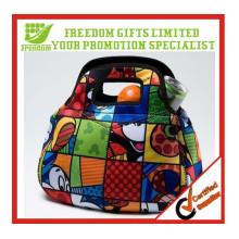 Beliebtester kundenspezifischer Logo-Druckfördernde Mittagessen-Kühltasche