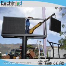 P8 große LED-Bildschirm Außenwerbung führte Plakat für feste Installation