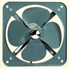 Ventilateur / ventilateur d'échappement en métal pour entrepôt ou usine