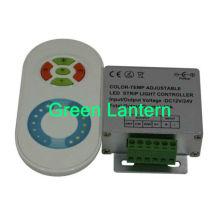 Regulador del regulador del brillo del LED sin contacto del RF