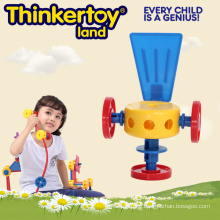 2015 New Plastic Education Toys for Kids Construction Toys