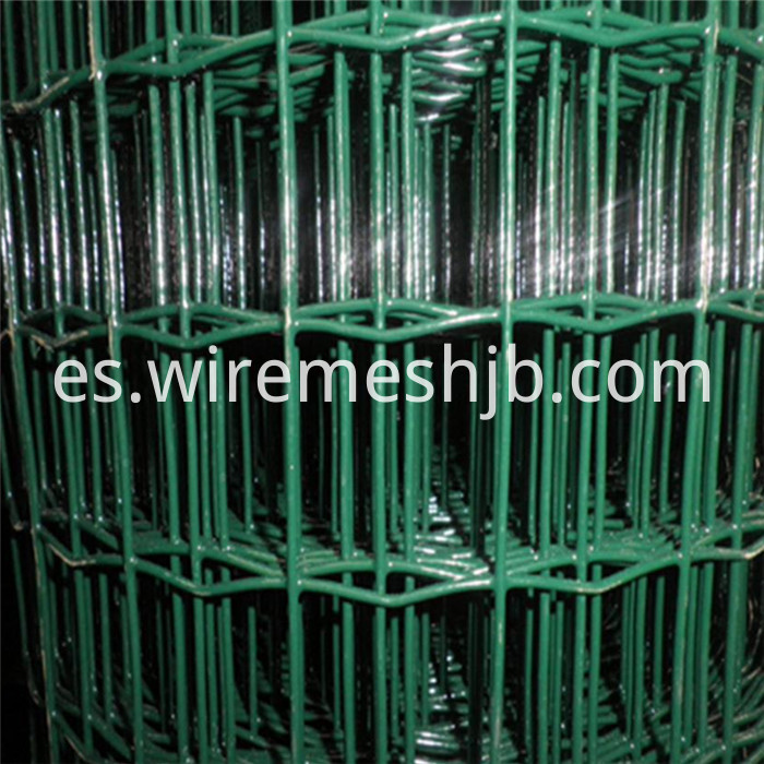 1.5M PVC Coated Welded Wire Fence