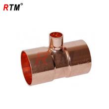 accesorio reductor de cobre t