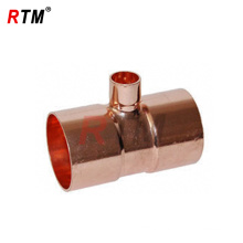 copper t reducer fitting