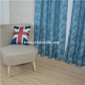 First Class European Popular Wrinkle Curtain Fabric