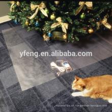 Epe Foam Shock Proof Material para mascotas / perros / gatos con dos modelos Adaptador de corriente y batería