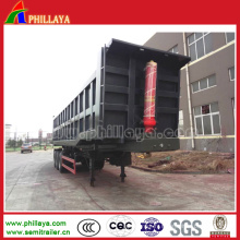 Diasel Type de carburant Camion Tracteur Semi Dump Trcuk Trailer