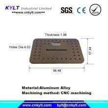 CNC de aluminio que mecaniza las piezas con CE / RoHS / SGS