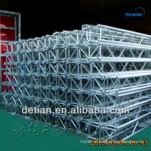 Stand ferial Portátil utilizado truss de aluminio, marco de armadura