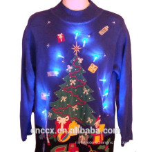 15STC5002 lightup ugly sweater