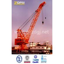30 тонн прочный плавучий кран для продажи