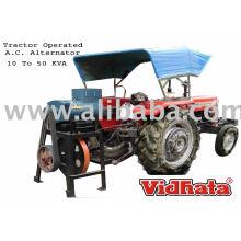 Tractor Operated generator