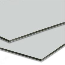 Venta caliente PE o PVDF incombustible compuesto de aluminio hojas acp muro cortina