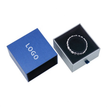 custom logo high quality bracelet pendant packaging jewelry box Wholesale luxury gift packaging jewelry box drawer box