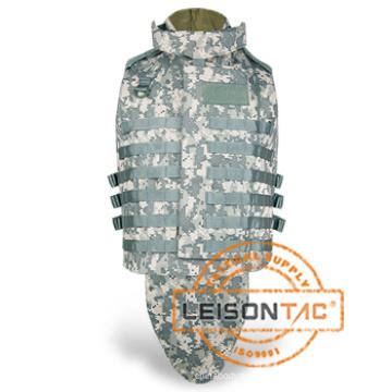 Interceptor Body Armor Has Passed USA HP Lab Test