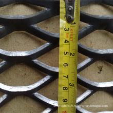 Feuille de fer en métal déployé