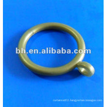 light and easy to install plastic shower curtain rings