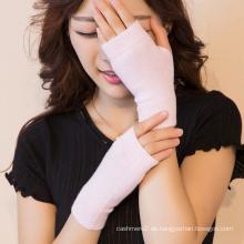 neues Design Winter warme stricken niedlich Kaschmir Winter Handschuhe für Erwachsene