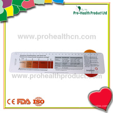 Medical Testerone Ruler